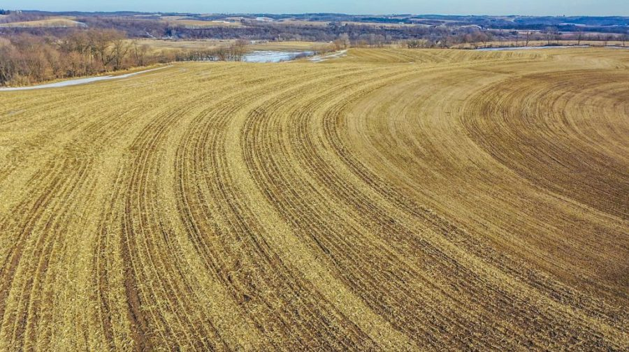 256.89+/- Acres Lafayette County, WI - AUCTION