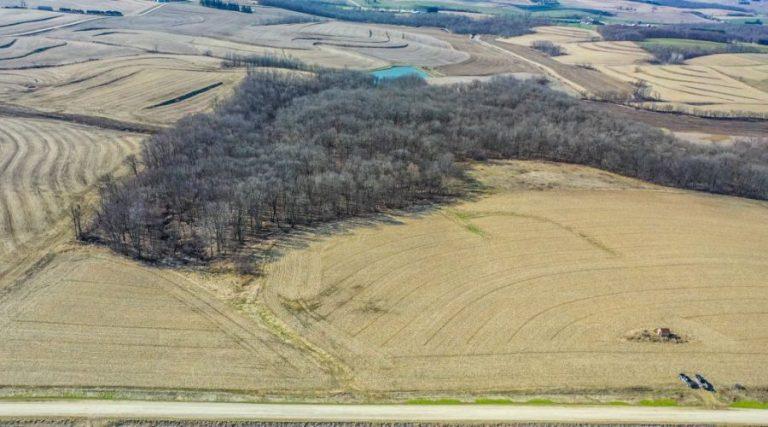 61+/- Acres Winneshiek County, IA