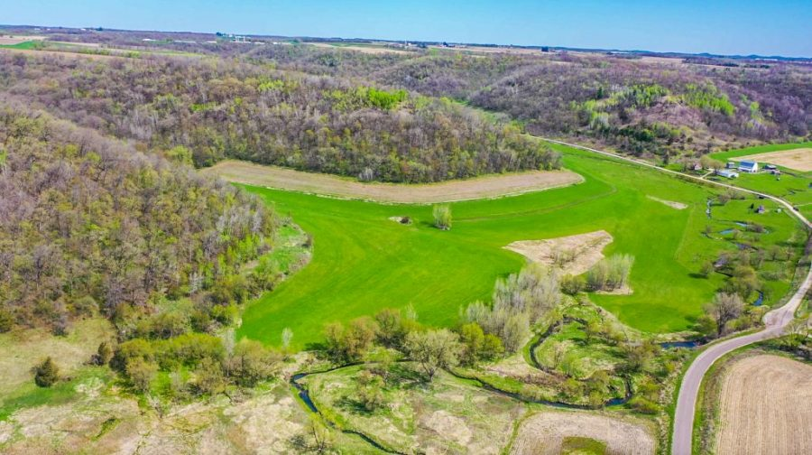 100.85+/- Acres Buffalo County, WI