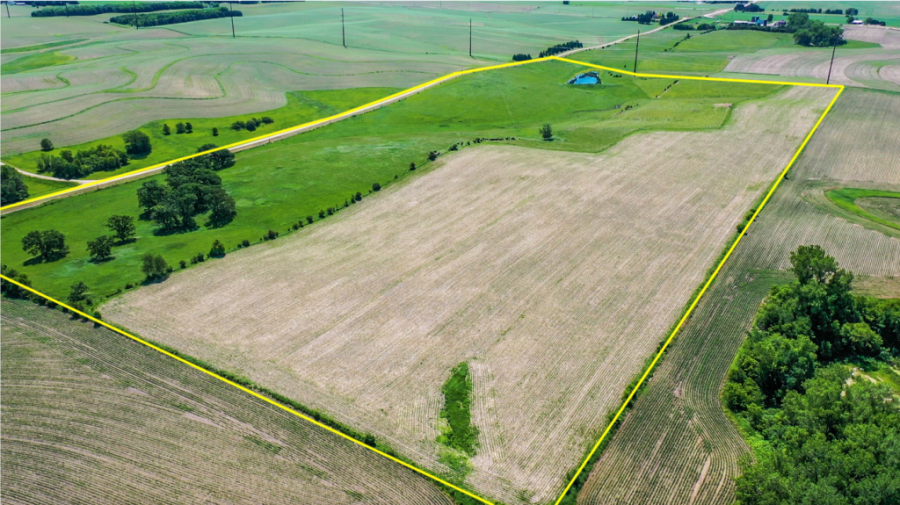 80+/- Acres Wabasha County, MN