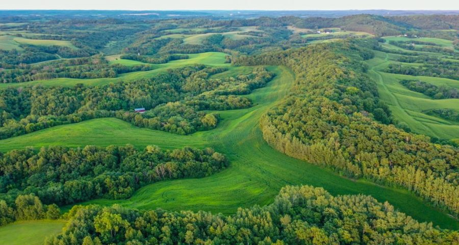 136.8+/- Acres Trempealeau County, WI