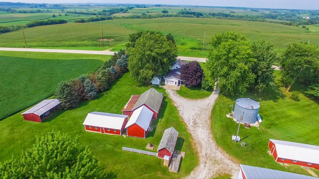 5+/- Acres Fillmore County, MN
