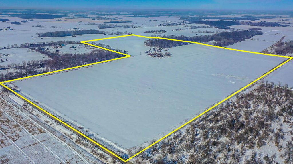 120+/- Acres Jefferson County, WI