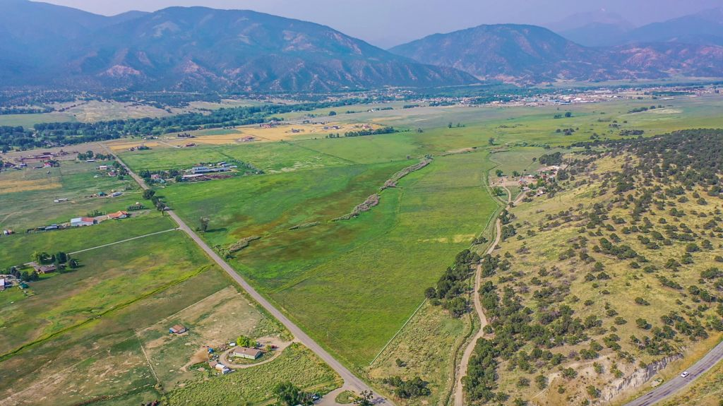 200+/- Acres Chaffee County, CO
