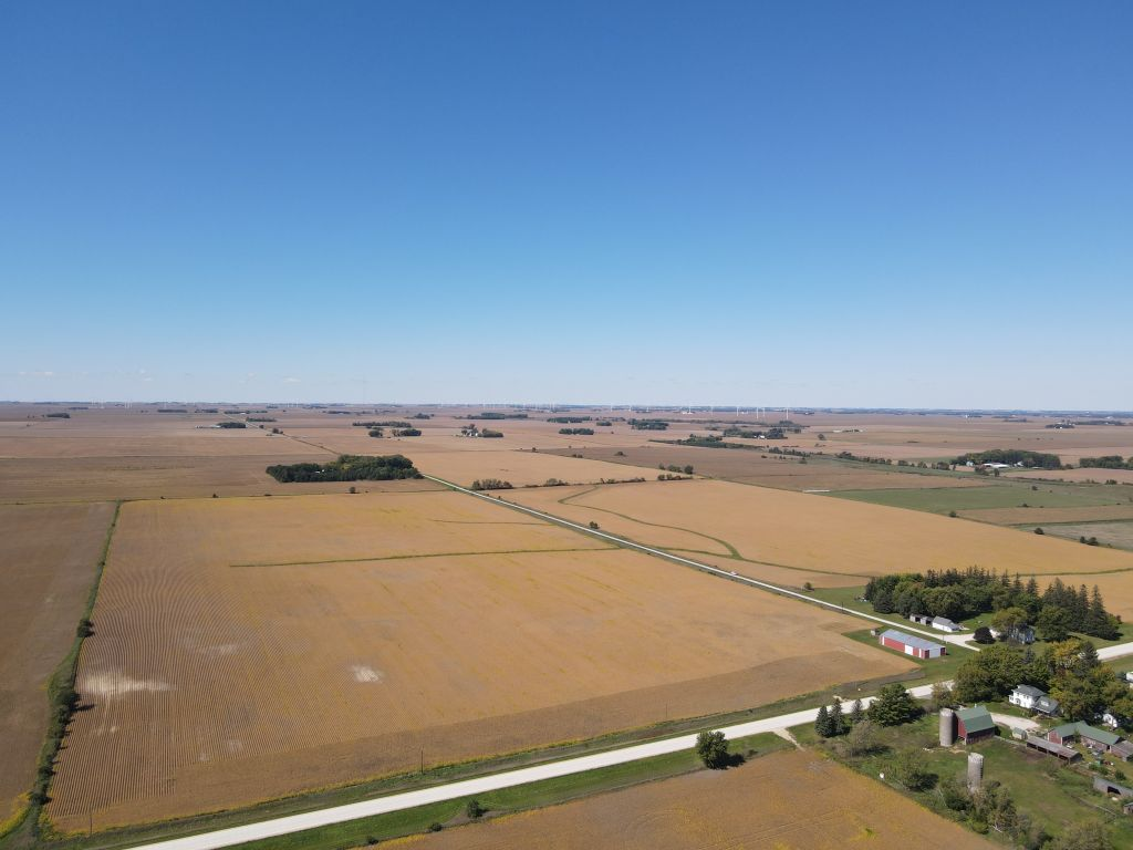 155+/- Acres Fillmore County - AUCTION